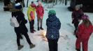 Vuřta na sněhu_1