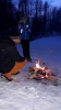 Vuřta na sněhu_7